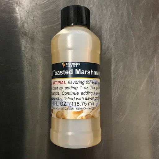 Toasted Marshmallow Flavor - 4 oz