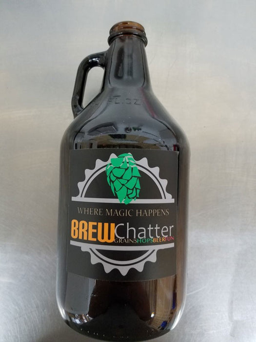 BrewChatter Growler
