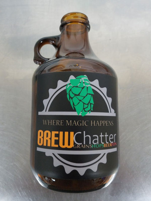 BrewChatter Growler 32 oz