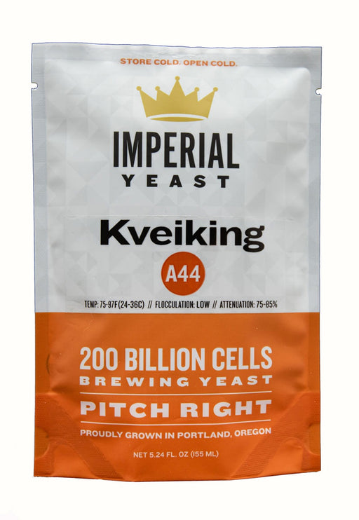 Imperial Organic Yeast, Imperial Portland, Oregon, Kviek, kveik, norwegian yeast, voss, hornindal, yeast strain, ale yeast, ale, lager, lager yeast, high fermentation temperature