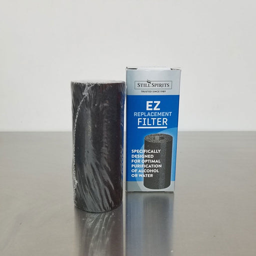 Still Spirits EZ Inline Filter Carbon Cartridge, Distillation - BrewChatter HomeBrew Supply, carbon, filter, brita, purify, pot still, corn whisky, corn whiskey