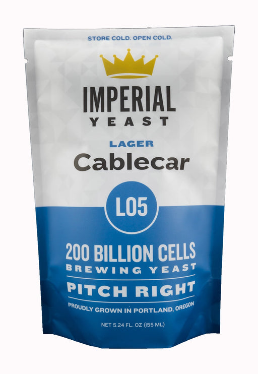 L05 Cablecar - Imperial Yeast