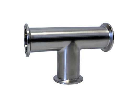 "2"" Tri-Clover Tee, Tri-Clover Fittings - BrewChatter HomeBrew Supply"