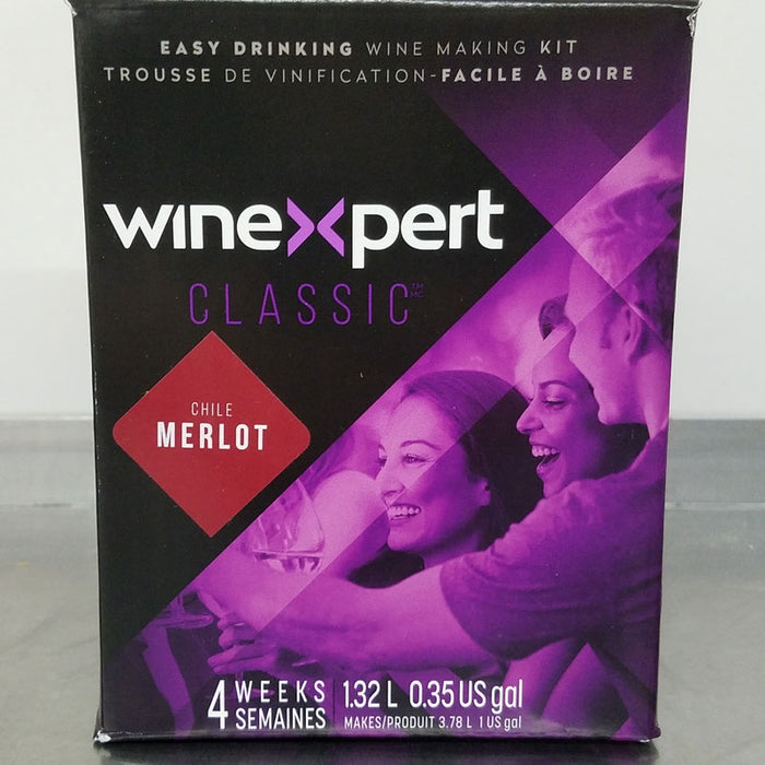 1 Gallon Wine Kit Chilean Merlot