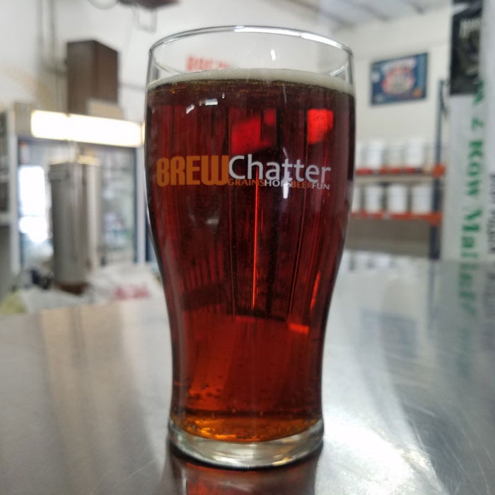 Burly Baboon New England Red Saison - All Grain, AG Kits - BrewChatter HomeBrew Supply