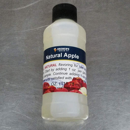 Apple Fruit Flavoring Natural Flavor 4 oz