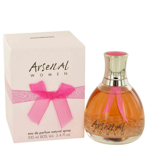 Arsenal By Gilles Cantuel Eau De Parfum Spray 3.4 Oz