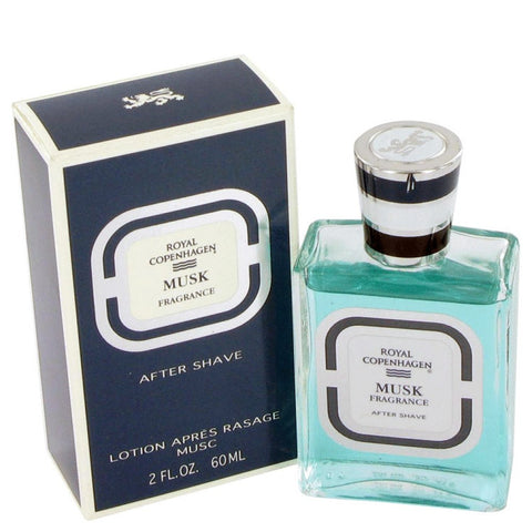 Royal Copenhagen Musk By Royal Copenhagen After Shave 2 Oz