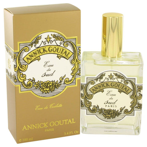 Eau Du Sud By Annick Goutal Eau De Toilette Spray 3.4 Oz