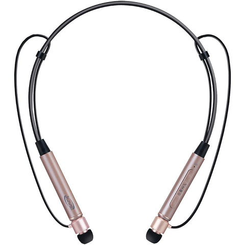 Ilive Platinum Bluetooth Earbuds With Microphone (rose Gold)