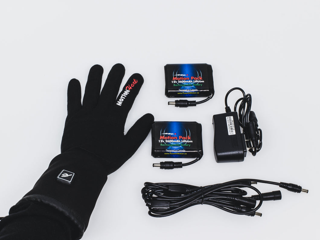 12V Heated Gloves - Full Set
