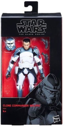BS6 Clone Commander Wolffe