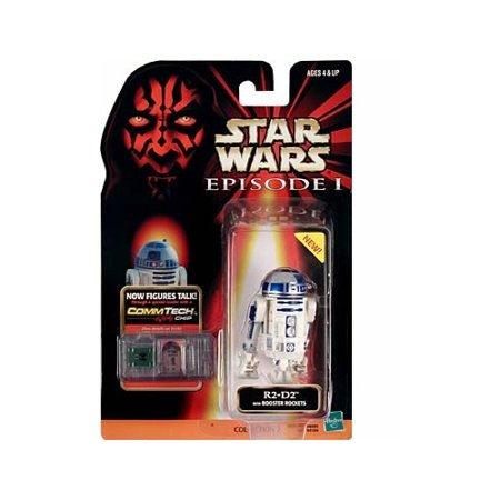R2-D2 w booster rockets Coll2 Ep1 1998