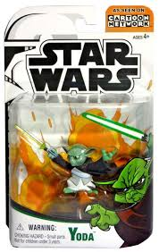 Yoda TCW Cartoon Network