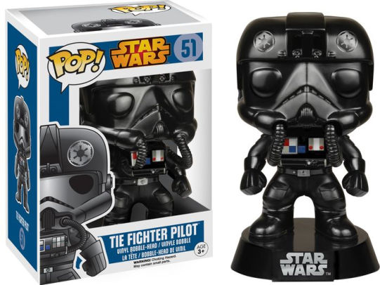 Pop 51 Tie Fighter Pilot (matte)