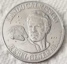 Lando Calrissian (General Pilot) POTF coin
