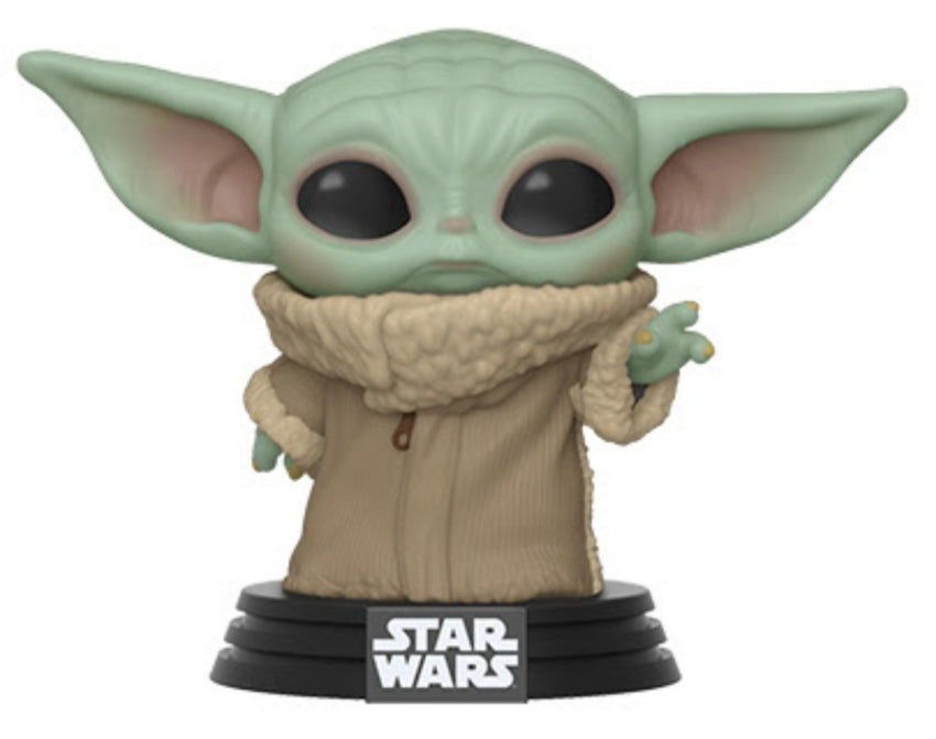 Pop The Child (Baby Yoda) PREORDER