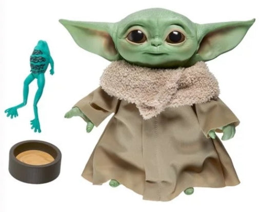 Electronic Plush - The Child (Baby Yoda) Grogu