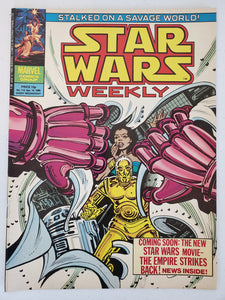 Star Wars Weekly 112