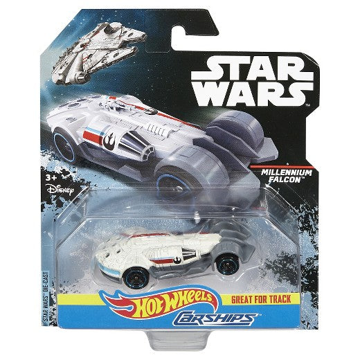 HW Millenium Falcon Carships 2016