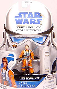 Luke Skywalker SL22 Legacy 2009