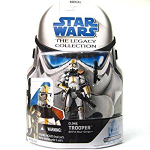 Clone Trooper 327th Star Corps BD29 Legacy 2008