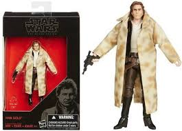 BS3.75 Han Solo (Endor jacket)