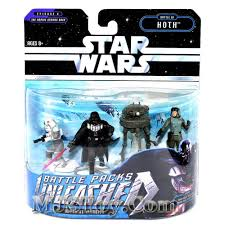 Unleashed Battle Packs Hoth Imperial Invasion TESB 2006