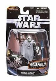 General Grievous 9of12 Heroes & Villains Saga 2006