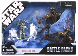 Ambush on Ilum Battle Pack TCW 30th 2006