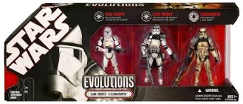 Clone Trooper to Stormtrooper Evolutions 30th