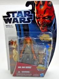 Jar Jar Binks Movie Heroes 2012