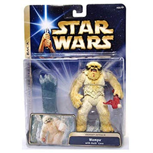 Wampa Hoth Attack With Hoth Cave TESB 2003