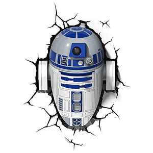 3D Deco Light - R2-D2
