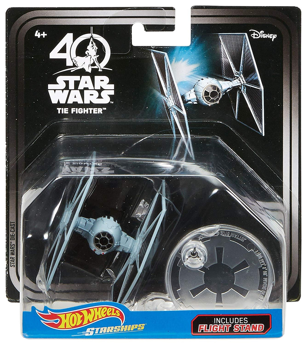 HW Tie Fighter Starships 40th Anniversary