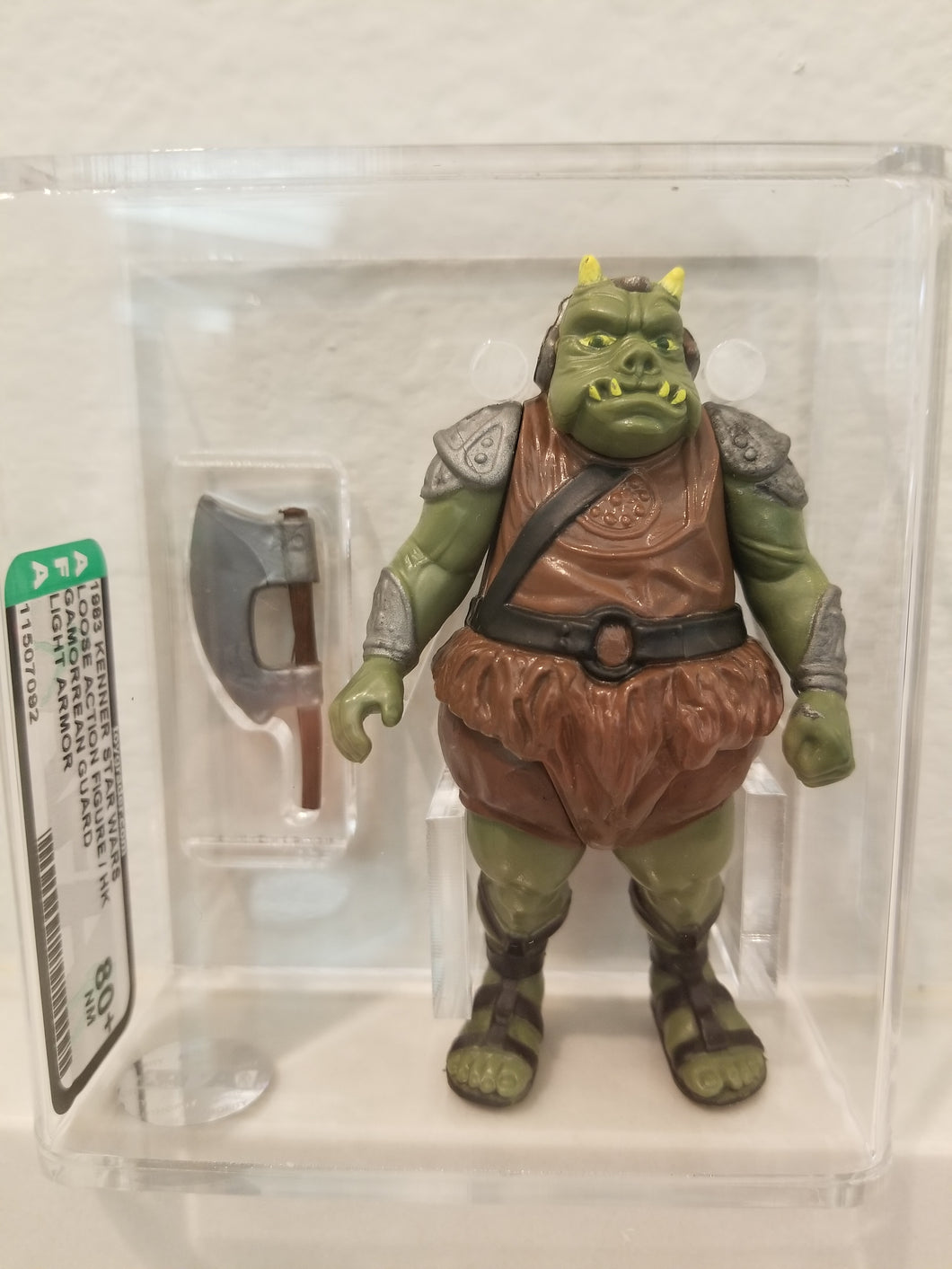 Gamorrean Guard AFA 80+