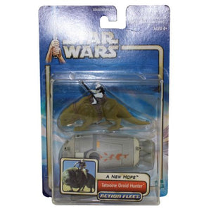 Tatooine Droid Hunter Action Fleet ANH 2002