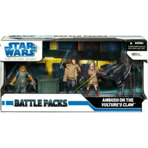 Ambush on the Vulture's Claw Battle Pack TCW