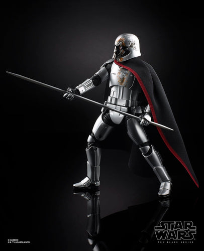 BS6 Captain Phasma (Quicksilver Baton)