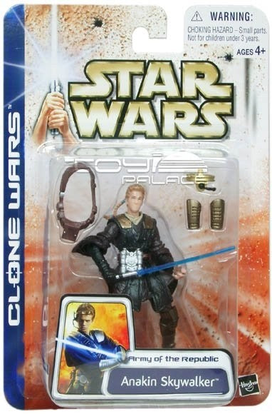 Anakin Skywalker 0342 TCW 2003