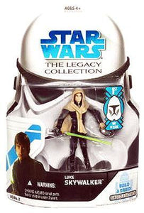 Luke Skywalker BD02 Legacy  2008