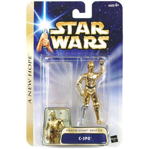 C-3PO Death Star Rescue ANH 2004