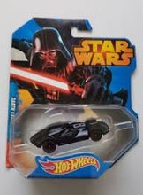 HW Darth Vader Blue Back 2014