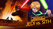 Luke Skywalker (Jedi Knight) Galaxy of Adventures