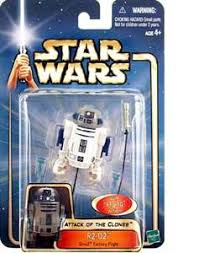 R2-D2 Droid Factory Flight 0309 AOTC