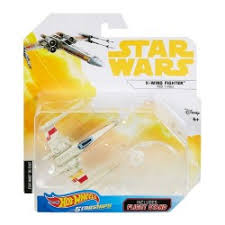 HW X-Wing Fighter Red Three 2018