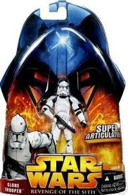 Clone Trooper 41 ROTS 2005