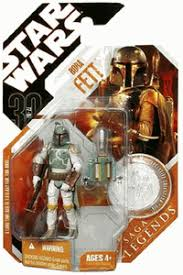 Boba Fett Saga Legends 30th