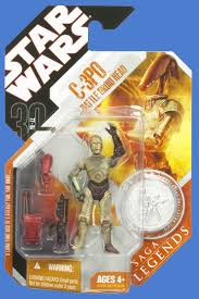 C-3PO with Battle Droid Head AOTC 2006