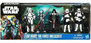 The Force Unleashed (Sith & Imperial Troopers) TRU Exclusive